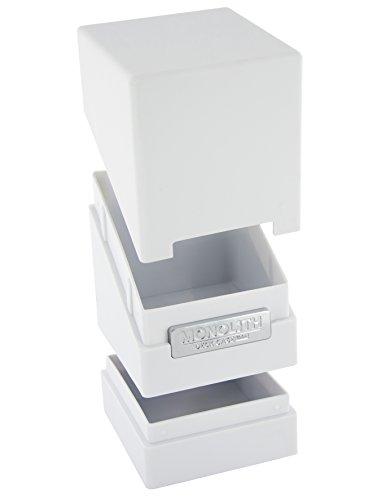 Ultimate Guard 100 Plus Coffret de Rangement Taille Standard Blanc