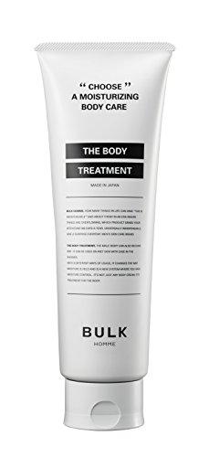 バルクオム ボディクリーム 250g ( メンズ ボディケア ボディトリートメント 男性 高保湿 洗い流す 洗い流さない インバス アウトバス) BULKHOMME THE BODY TREATMENT