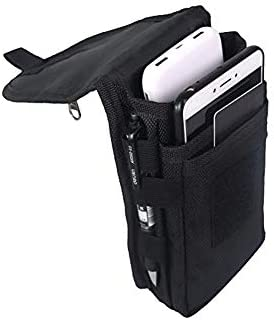 Large Smartphone Pouch, Cell Phone Holder, Tactical...