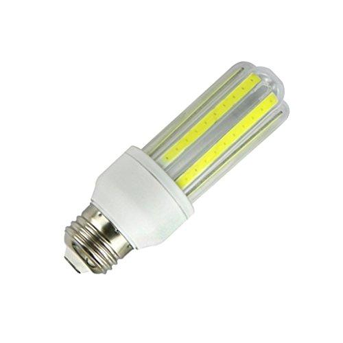 Générique AC 85-265V E27 COB LED Lampe Maïs Ampoule Lumière Energie Economisé - 9W 6000K Blanc, 75MM