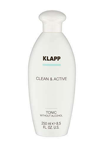 Klapp CLEAN & ACTIVE Tonic without Alcohol