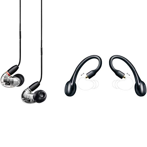 Shure AONIC 5 True Wireless Auriculares SE535 Sound Isolating + Adaptador RMCE-TW1...