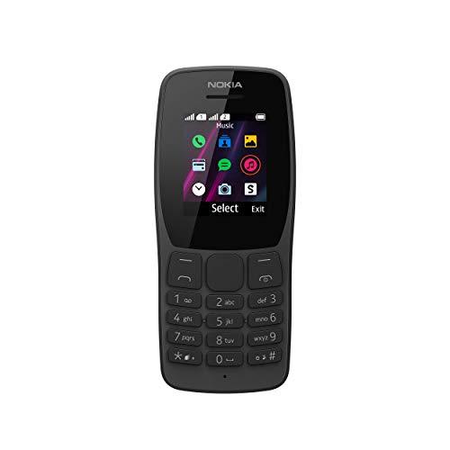 Nokia 110 Schwarz Dual SIM