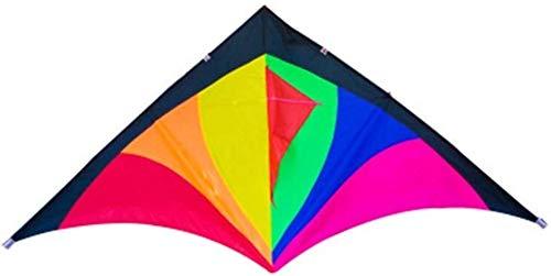 Forte e Robusto Aquilone, Bambini Kite Fun Aquiloni for i Bambini Facile Volare con Outdoor Sports Fai da Te Pittura 1Set colorato Scheletro Duro (Colore: Bianco) (Color : 2.8m Kite 30m Tail)