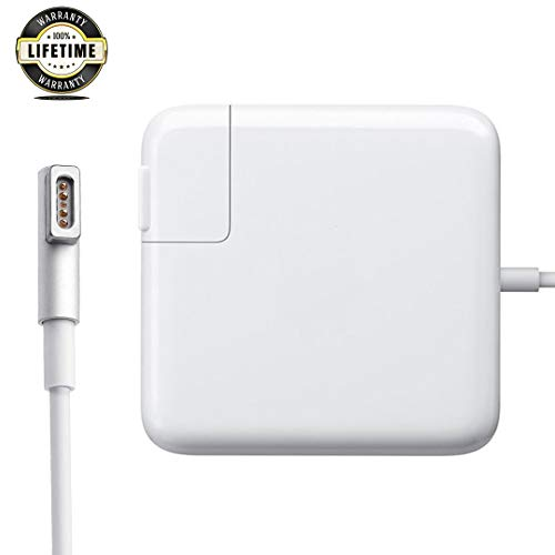 Why Should You Buy Mac Book Pro Charger, AC 60w Magsafe 1 Power Adapter Magnetic L-Tip Connector Cha...