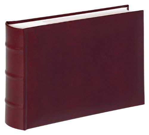walther design ME-373-R Memo-Einsteckalbum Classic rot, 100 Fotos