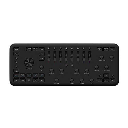 Die Zweite Generation Retoucher Keyboard Bearbeitung Und Retusche Mit Ursprünglicher Kamera Foto- Und Videobearbeitung Console