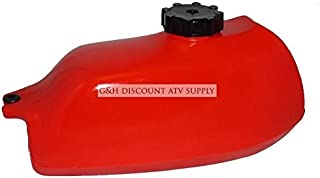 Wide Open Plastic Gas Fuel Tank for the 1972-1985 Honda ATC 70
