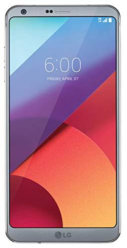 LG G6 US997 32GB Unlocked GSM Verizon Phone w Dual 13MP Camera - Ice Platinum