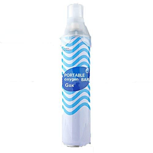 3 botellas de aire, 1 litro de oxígeno puro portátil, botella de aire fresco, apto para uso diario y montañismo