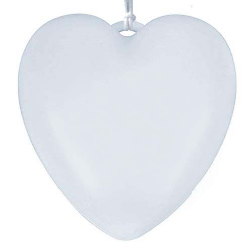DEKE- Purse heart LED light, handbag, original bag illuminator. (White)