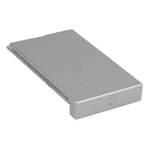 Miele 6245273 - Rivestimento per maniglia della porta, coperchio in plastica, per frigorifero, congelatore