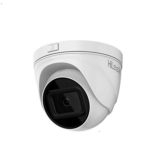 Cámara de cámara varifótica de 2 MP HILOOK CCTV IP POE DOME, cámara de visión HD-IPC-T621H-Z