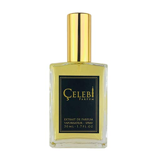 Celebi Parfum Smoky Breeze Extrait de Parfum 30% Unisex Spray 50 ml