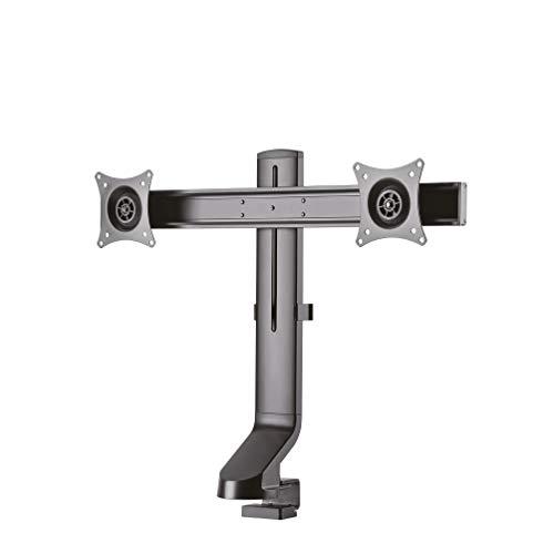 Newstar Monitor Tischhalterung Schwarz FPMA-D860DBLACK Doppel 10-27 14kg