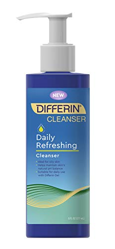Differin Facial cleanser by, Refres…
