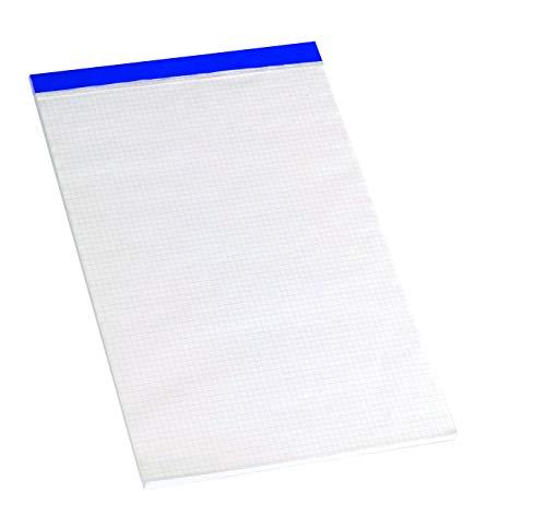Enri 400032070 - Pack de 5 blocs de notas grapados sin tapa