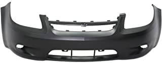 Go-Parts - OE Replacement for 2006 - 2010 Chevrolet (Chevy) Cobalt Front Bumper Cover (CAPA Certified) 12336074 GM1000827 Replacement For Chevrolet Cobalt