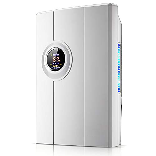 Great Features Of BuBu-Fu Medium Dehumidifier for Home, with Continuous Drain Hose Outlet, Real-Time...