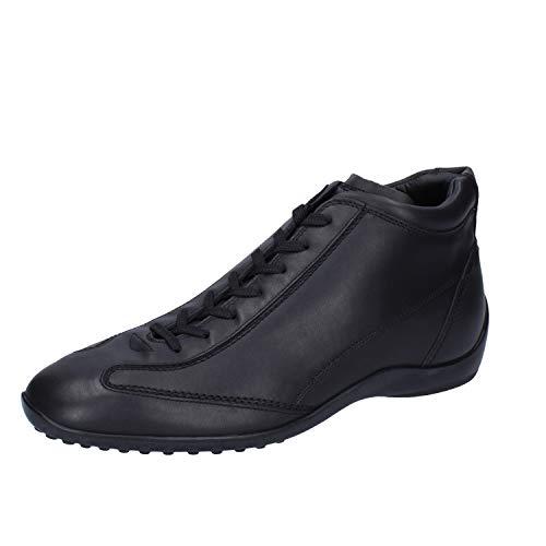 Tod's Sneakers Herren Leder schwarz 41.5 EU