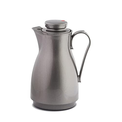ROTPUNKT Isolierkanne 828 Karla 1,8 l | Zweifunktions-Drehverschluss | BPA...