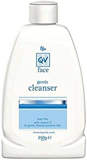 #MC QV FACE Gentle Cleanser 250G-scientifically formulated to Gently Cleanse Dry or Sensitive Skin.