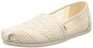 TOMS Women's Natural Arrow Embroidered Mesh Women's Classics 10013518 (Size: 9) (B07FW6WWBD) | Amazon price tracker / tracking, Amazon price history charts, Amazon price watches, Amazon price drop alerts