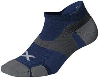 2XU Vectr Cushion No Show Sock