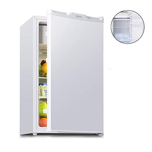 100L Haushaltskühlschrank Kleiner Kühlschrank Energiesparender Silent-Kühlschrank Eintüriger Mikro-Gefrierschrank Erstklassige Energieeffizienz 8-Gang-Regelung Energiesparen