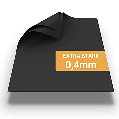 MAVANTO® EXTRA Dickes Backpapier wiederverwendbar OHNE Plastik (2er Set) - 0,4mm 40x33 cm - umweltfreundliche & nachhaltige Backunterlage