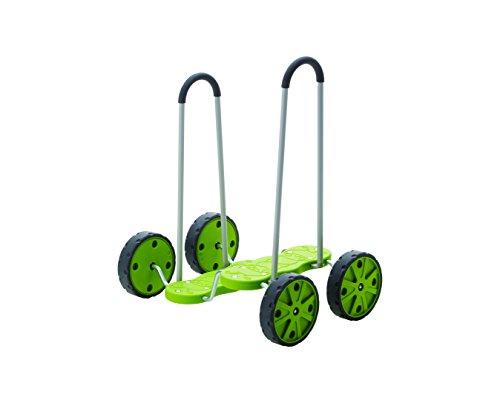 Weplay KP6204 Walker, Pedalroller Stepper, grün (1 Stück)