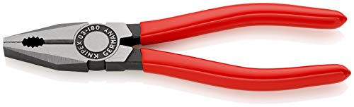 KNIPEX Alicate universal (180 mm) 03 01 180 EAN