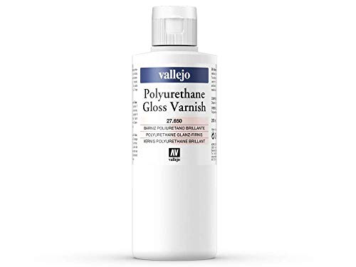 Vallejo Polyurethane - Varnish Gloss 200ml - VAL27650
