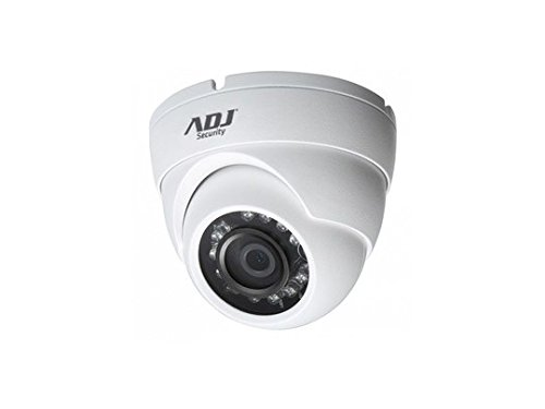 IP-camera Adj dome 720P 2,8 MM IP67 IR30M DC 12 V 4 in 1 wit