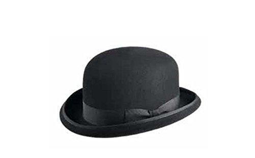 Mayser Connor feutre chapeau - Noir - 55