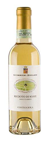 6x 0,375l - 2010er - Guerrieri Rizzardi - Costeggiola - Recioto di Soave Classico D.O.C.G. - Italien - Weißwein süß - Dessertwein