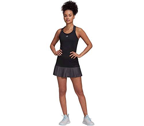 adidas Dress, Mujer, Black/Grey Three f17, XL