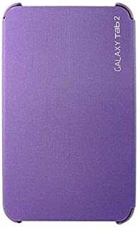 Book Cover Case for Galaxy Tab P3100 - 7inch - Purple
