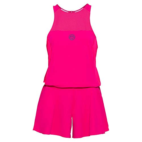 BIDI BADU Faye Tech Jumpsuit (3 in 1), Tuta 3 in 1 Donna, Rosa, Blu Scuro, S