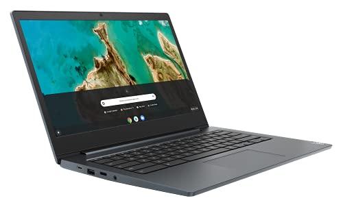 Lenovo IdeaPad 3 Chromebook - Display 14' HD (Processore Intel Celeron N4020, 64 GB eMMC, RAM 8 GB, Chrome OS) - Abyss Blue