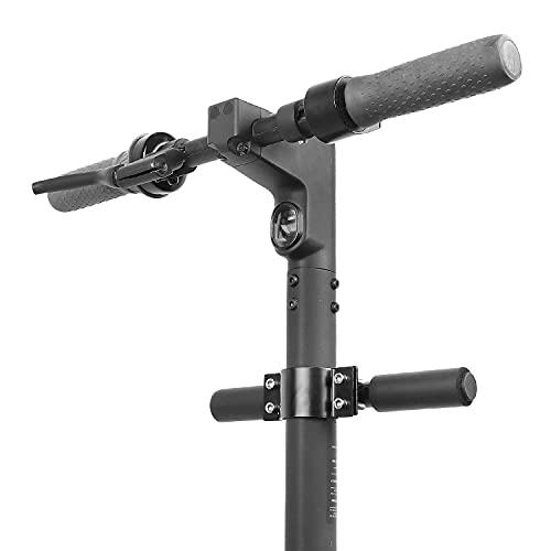 MotuTech - Manillar infantil para Segway Ninebot G30 Max Patinete eléctrico antideslizante...