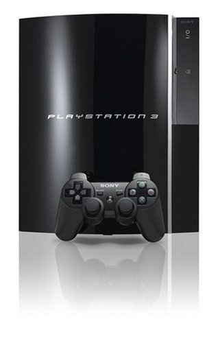 PlayStation 3 40GB System [video game]