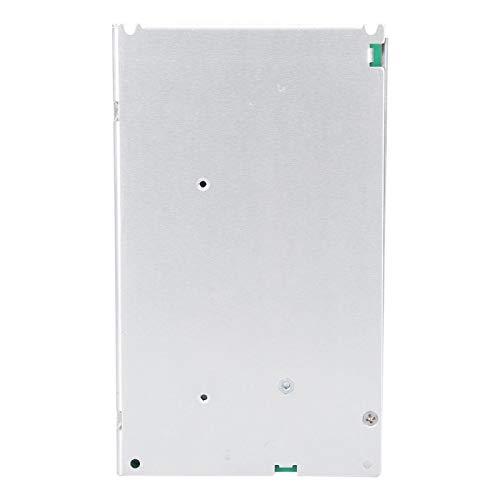 Demeras Fuente de alimentación 150W IP20 Entrada de Voltaje Dual para Interiores para Tira de luz LED