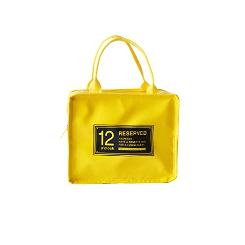 Sperrins Portable Simple Large-cCapacity Cosmetics Storage Box Wash Bag Cosmetic Bag Yellow