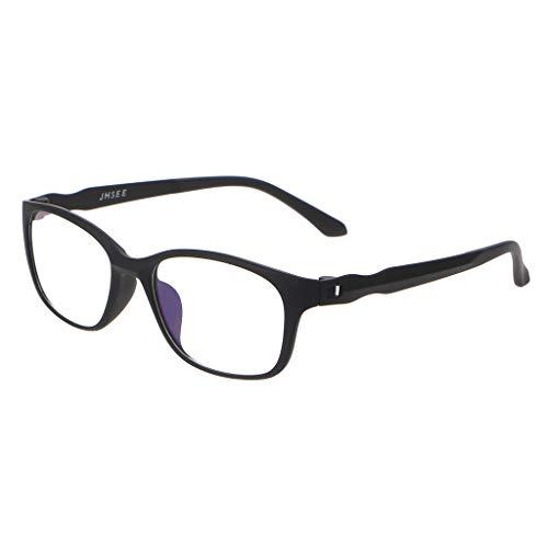 sayletre Blaulichtschutzbrille Vinatge Retro +1.0 +1.5 +2.0 +2.5 +3.0 +3.5 +4.0 Blaulichtfilterbrille Lesebrille für Computertelefone für Damen Herren