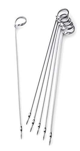 Weber® Basic Spieße-Set, 6 Stück