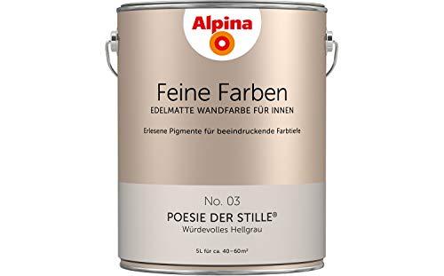 Alfred Clouth Alpina Feine Farben 5 L Poesie der Stille No. 03