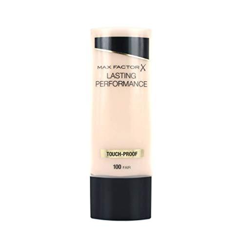 Max Factor - Lasting Performance, base de maquillaje, color 100 justo (35ml)