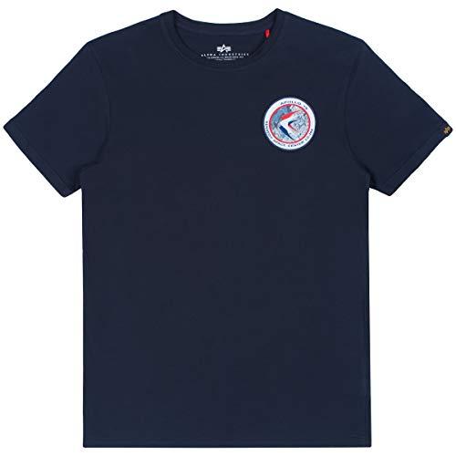 ALPHA INDUSTRIES Apoll 15 Camiseta