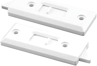 Prime-Line Products F 2722 Vinyl Window Tilt Latch, White, 1-Pair,(Pack of 2)